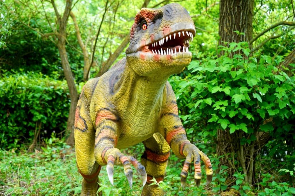 torebkosaurus rex