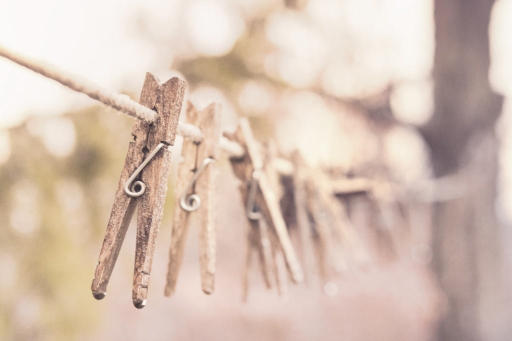 naturalny sposób na pachnące pranie