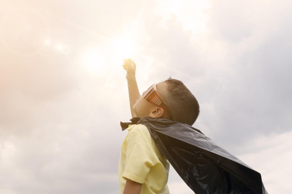 pościel superbohatera